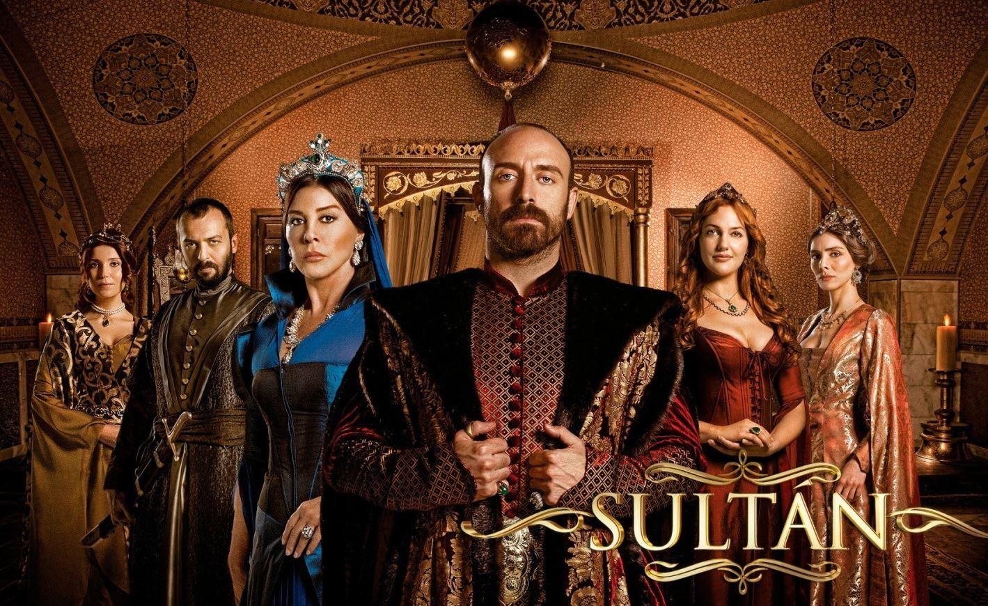 Дворец Топкапы в Стамбуле, Турция: покои Хюррем Султан