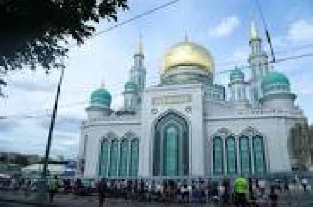 знакомства москвы с татарином