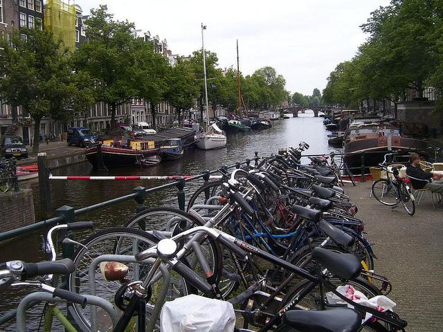ТОП 12 городов Голландии кроме Амстердама: список фото
