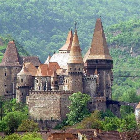 Я влюбился в Карпаты (путешествие в Румынию) 10043