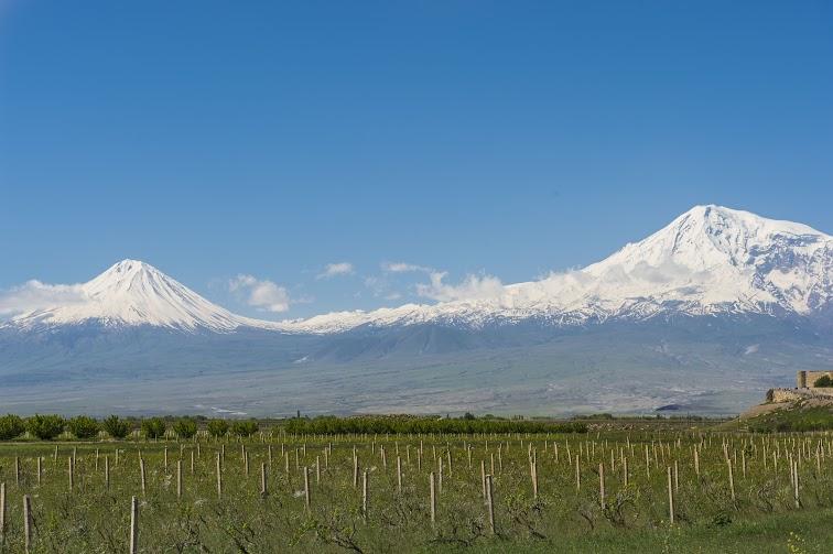 фото центра горы арарат в турции впоследствии оказалось это